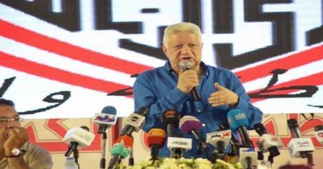 مرتضى منصور يكشف عن موعد برنامجه على قناة الزمالك