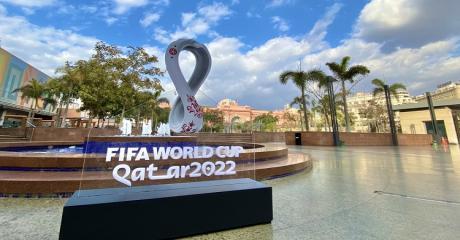 قطر تعلن جاهزية هذا الملعب لاستضافة مونديال 2022